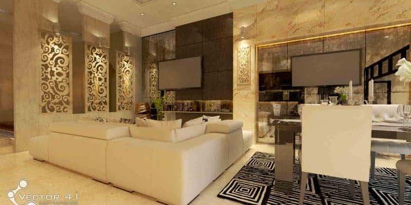 Bagaimana Desain Interior Cerdas Menyimpan Rumah Ini
